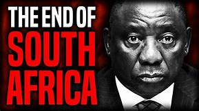 SA: The Land of Destruction - With 57 murders each day, the country is more unsafe than war-ravaged Syria