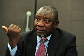 President Cyril wants to squander R25bn of taxpayers' money on projects in Northern Transvaal