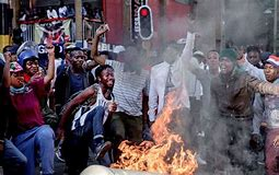 ANC-regime needs to take notice - The cost of violent protests has spiked 100 fold in a decade