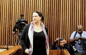 ANC-regime hunting Vicki Momberg because of her 2016 racial slur, while killers run free - 58 killings a day, not mentioning rapes and hijackings
