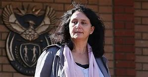 Vicky Momberg, who uttered the K-word at a black police, again behind bars