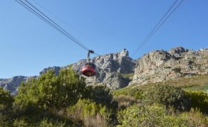 Table Mountain Cableway: Visitors get stuck amid #Rollingblackouts