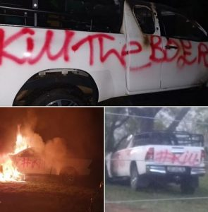 FARM ATTACK, North West Province – Kill the Boer