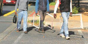 plunder soweto
