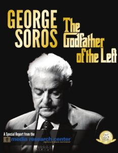 Soros left