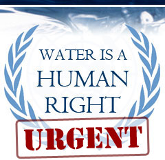 water human right