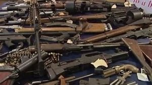 The largest number of unlicensed weapons in SA comes from locations and squatter camps