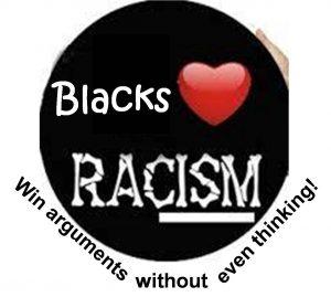 black racism