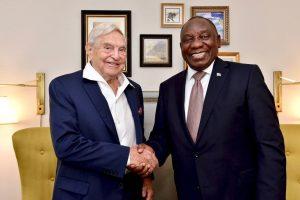 Soros Ramaphosa