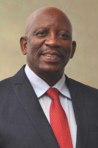 Lebo Ralekgetho Municipal Manager