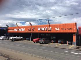 Mothebe Wheels