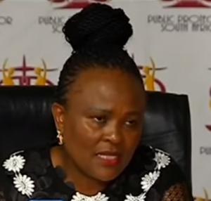 Busisiwe Mkhwebane ANC