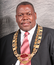 Cllr. Nkosinjani Speelman (pictured) is the Executive Mayor of the Matjhabeng Local Municipality