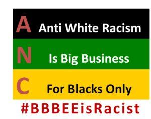 Racist BBBEE