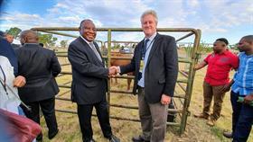 Ramaphosa bribe gift