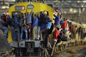 PRASA train smash