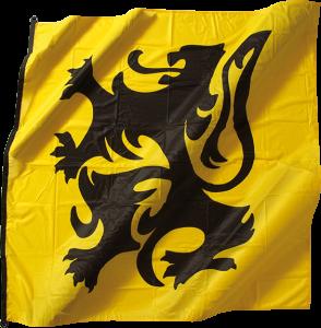 Flemish Lion Flag