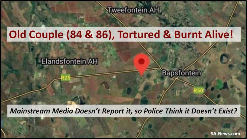 Bapsfontein double farm murder